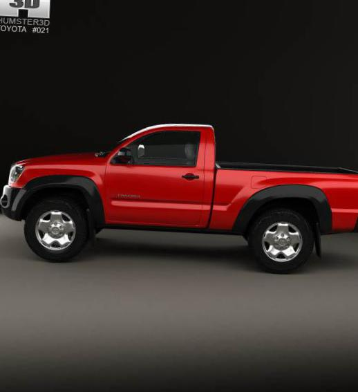 Toyota Tacoma Regular Cab lease 2007