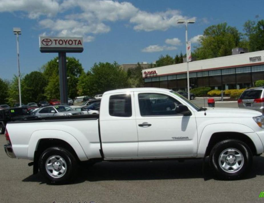Tacoma Access Cab Toyota parts suv
