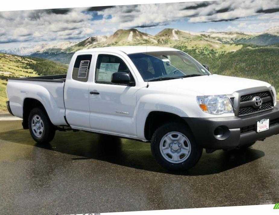 Tacoma Access Cab Toyota Specifications 2008