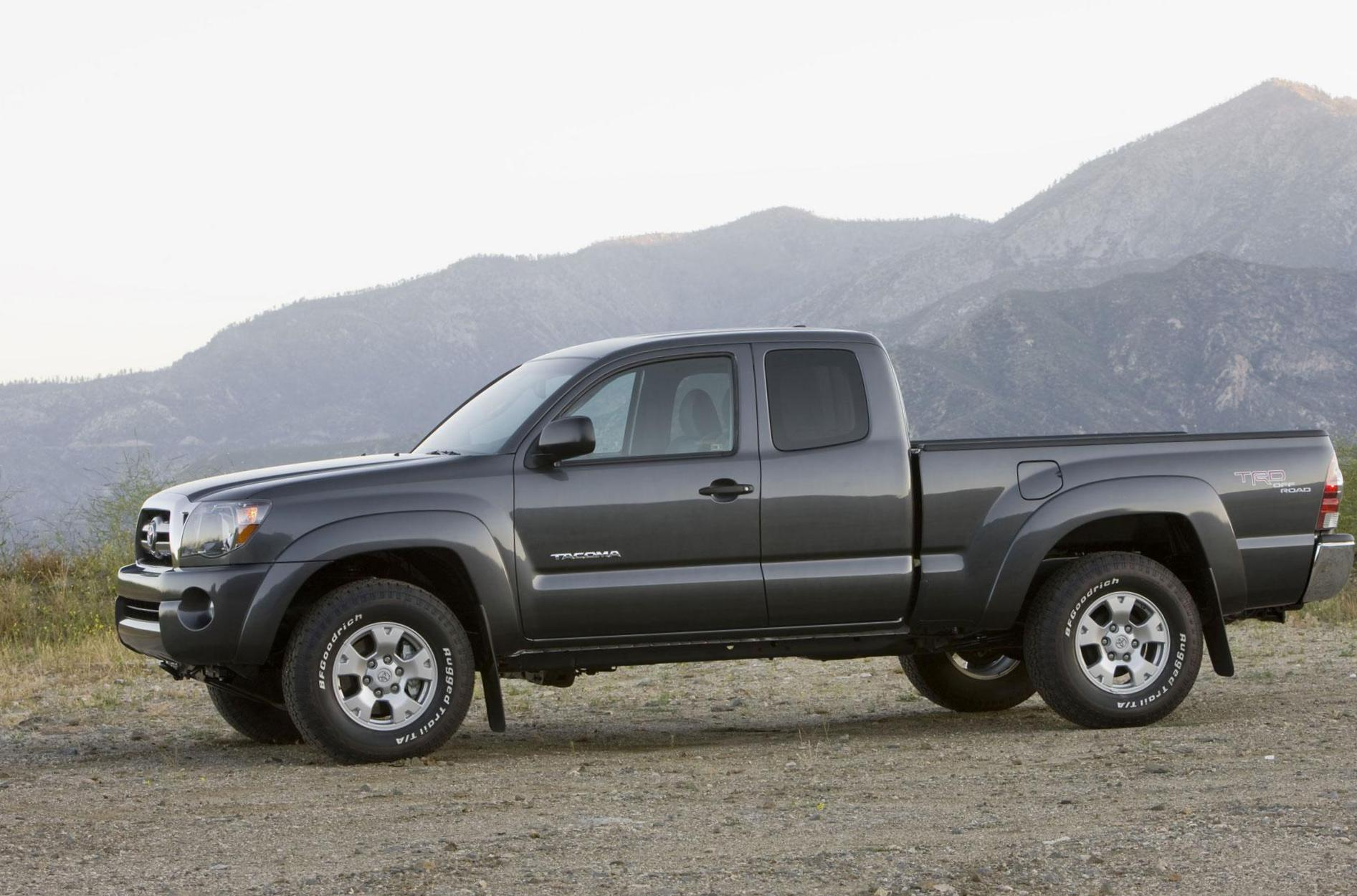 Toyota Tacoma Access Cab spec hatchback