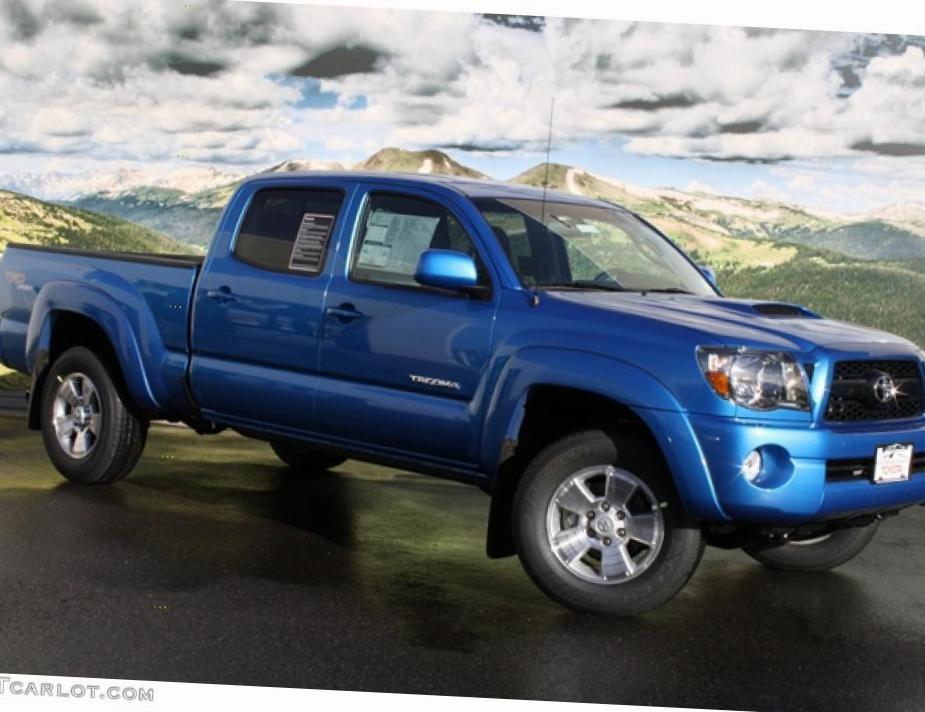 Tacoma Double Cab Toyota Sale 2013