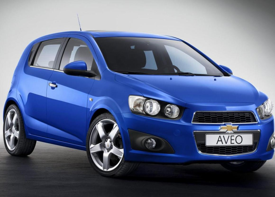 Chevrolet Aveo for sale 2013