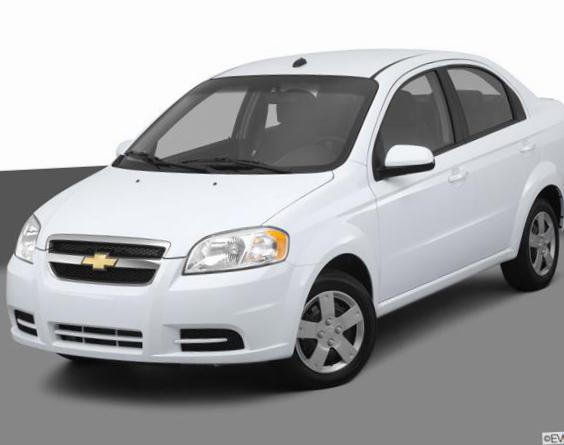 Chevrolet Aveo prices 2013