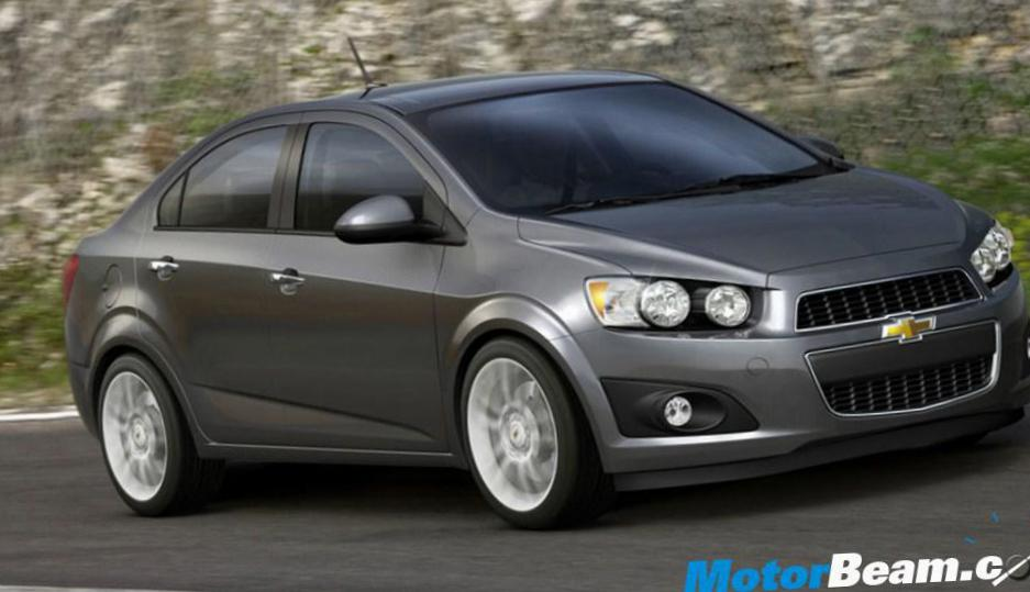 Chevrolet Aveo Specifications hatchback