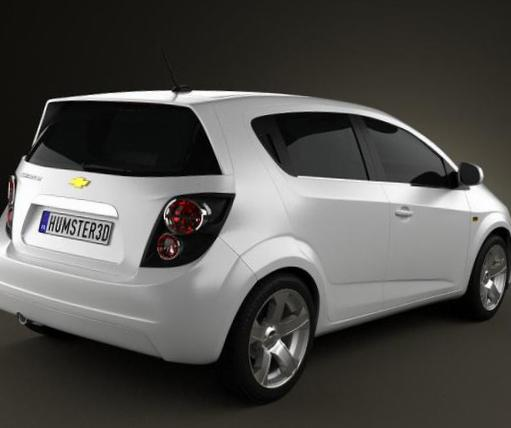 Aveo Hatchback 5d Chevrolet configuration 2013