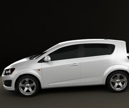 Chevrolet Aveo Hatchback 5d Specifications 2015