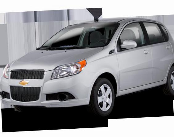Chevrolet Aveo Hatchback 5d used 2007