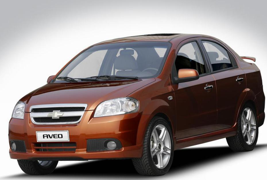Aveo Chevrolet approved pickup