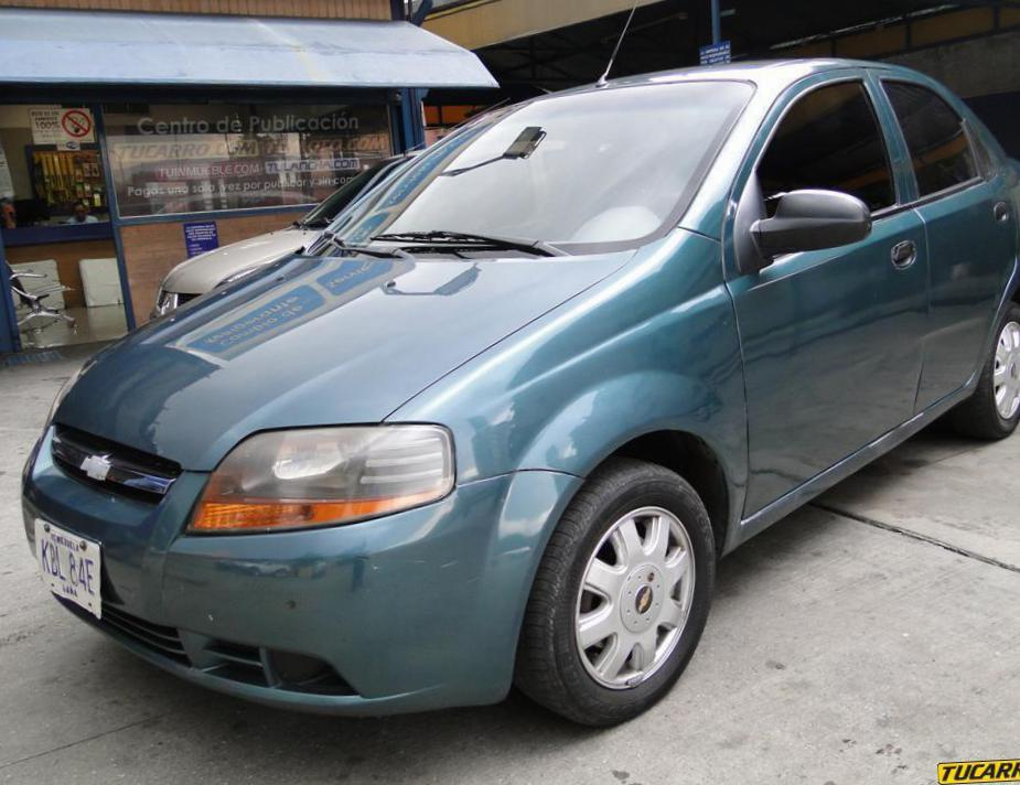 Aveo Chevrolet Specifications 2014