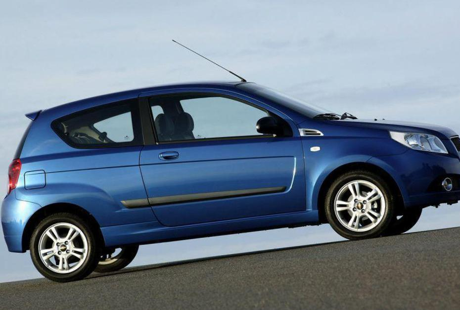Aveo Hatchback 3d Chevrolet reviews wagon