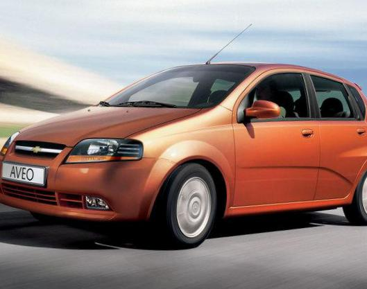 Aveo Hatchback 3d Chevrolet usa suv
