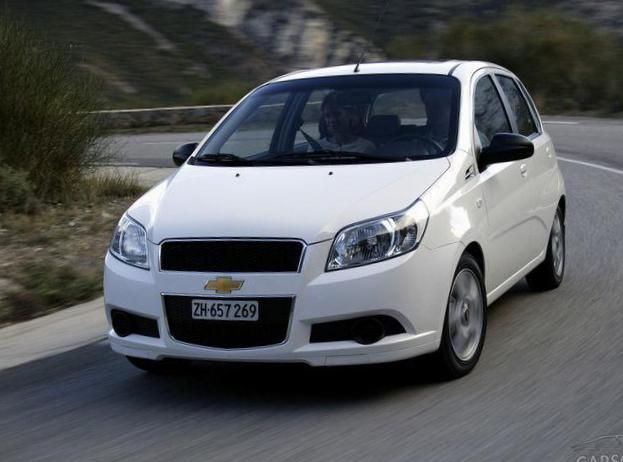 Chevrolet Aveo Hatchback 3d review 2013