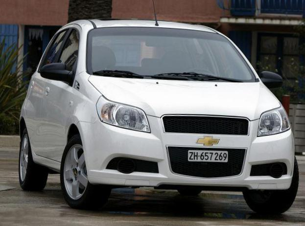 Chevrolet Aveo Hatchback 3d used suv