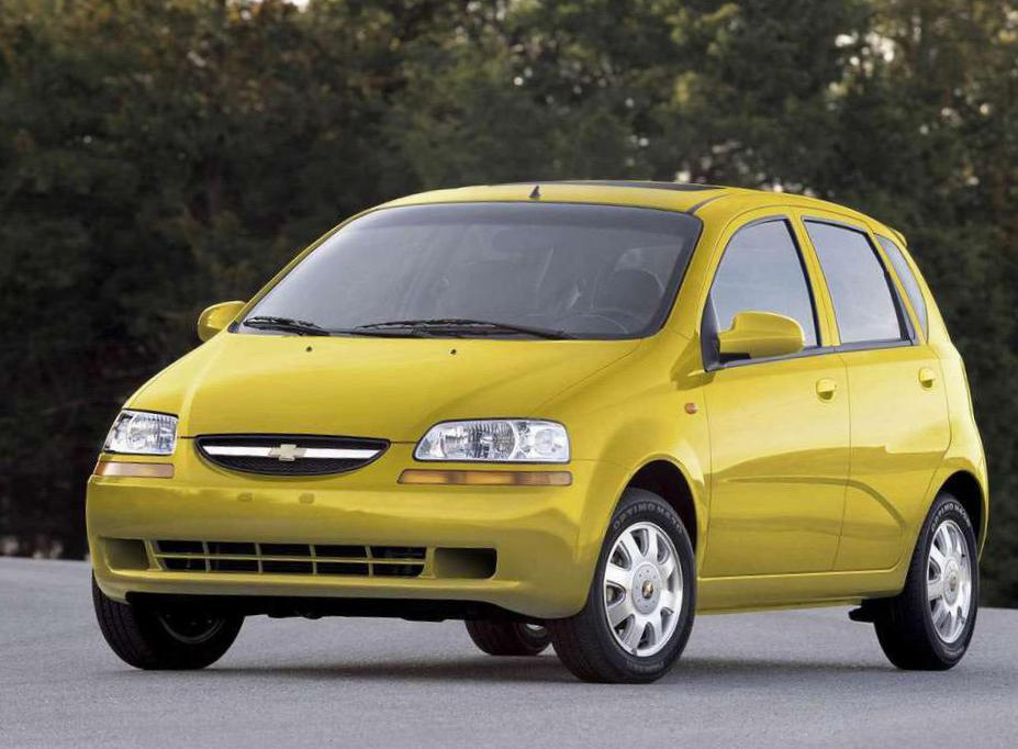 Chevrolet Aveo Hatchback Photos And Specs Photo Aveo Hatchback