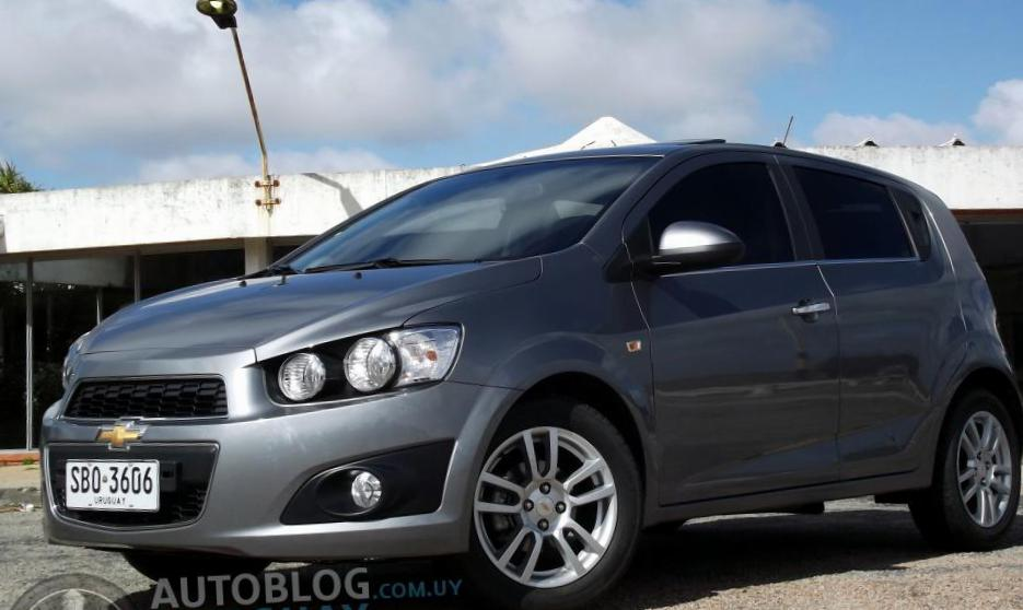 Aveo Hatchback Chevrolet reviews 2009