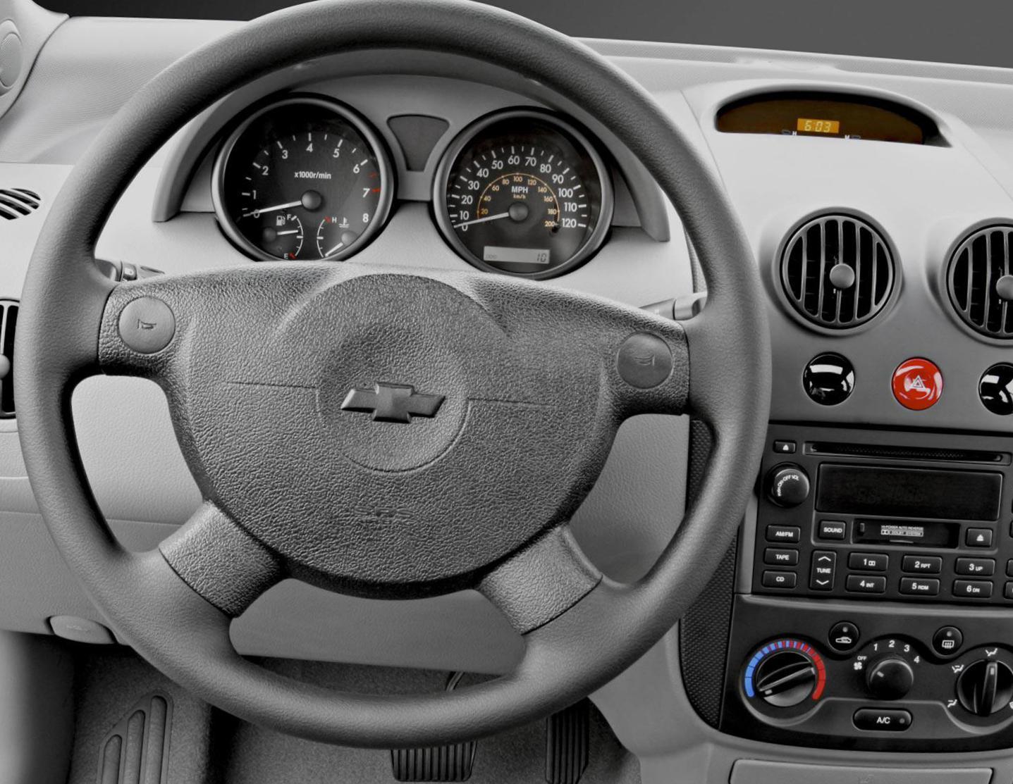 Kekurangan Chevrolet Aveo 2008 Review