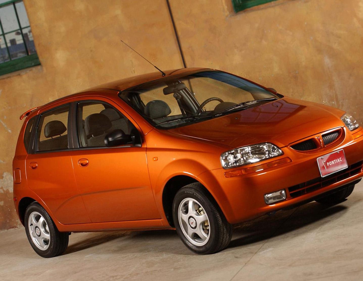 Chevrolet Aveo Hatchback parts suv