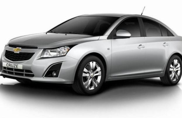 Chevrolet Cruze configuration hatchback