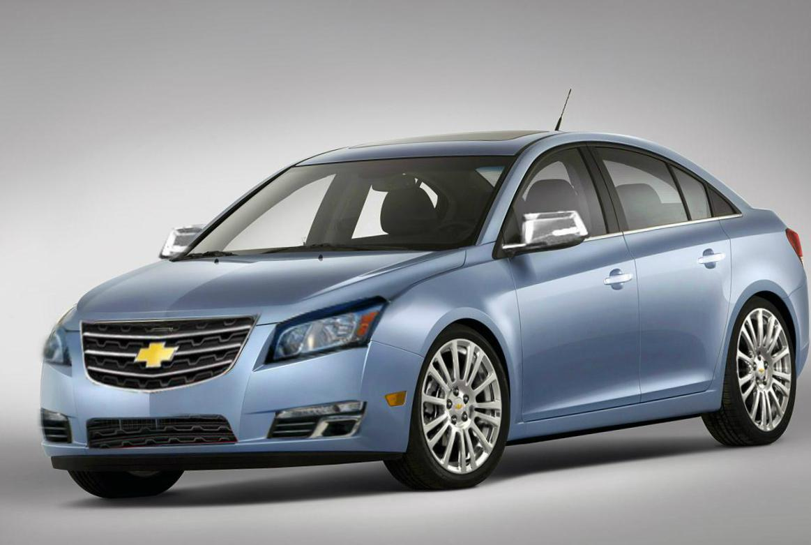 Chevrolet Cruze prices 2009