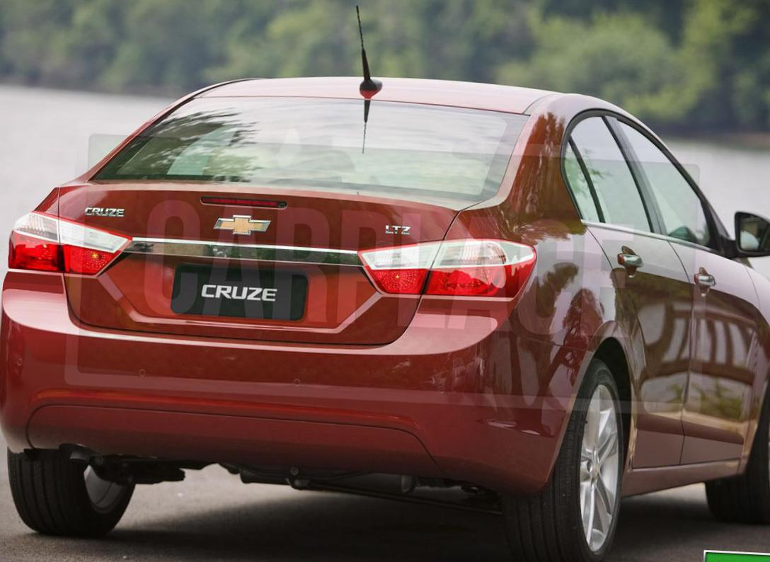 Cruze Chevrolet Specification 2003