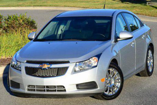 Chevrolet Cruze for sale 2013