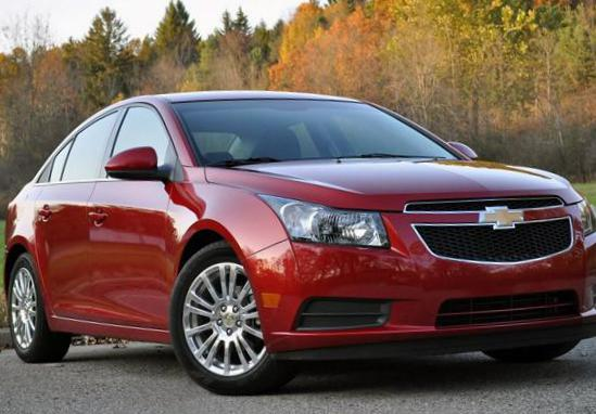 Cruze Chevrolet for sale cabriolet