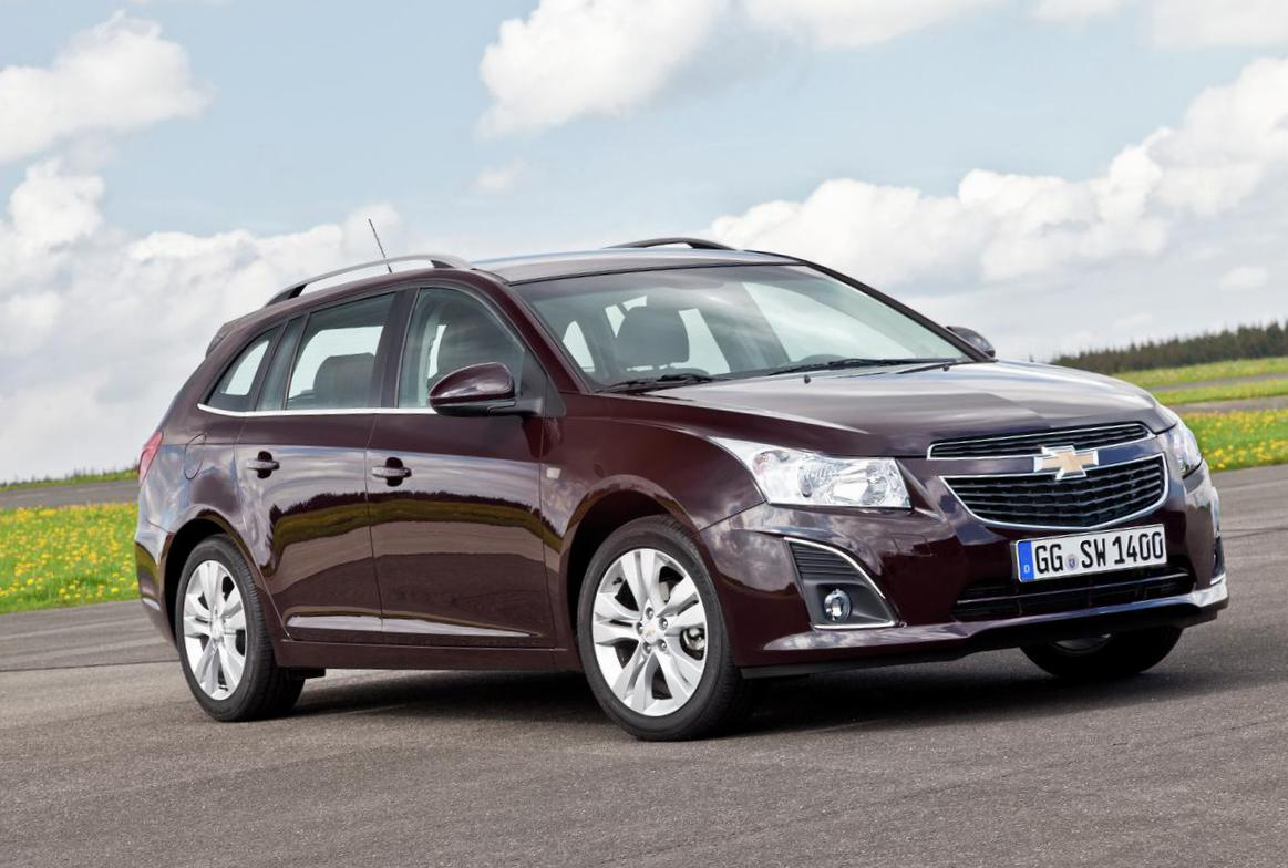 Chevrolet Cruze Station Wagon prices 2012