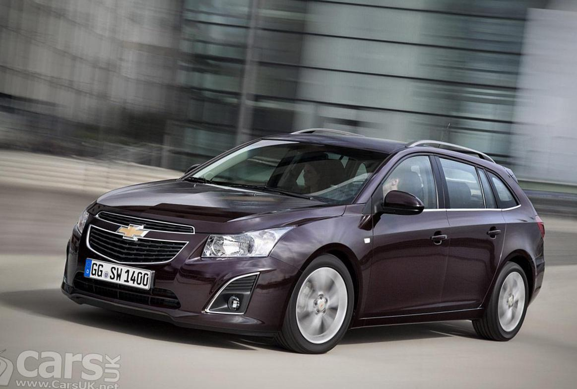 Cruze Station Wagon Chevrolet reviews 2012