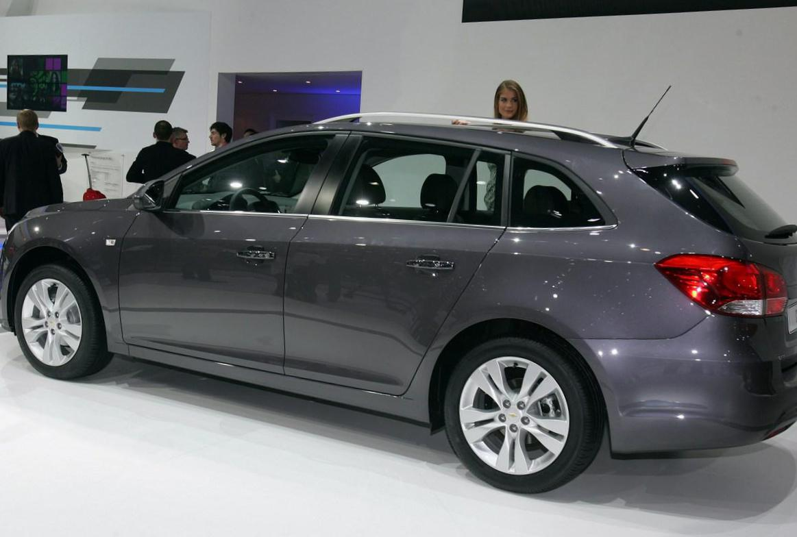 Cruze Station Wagon Chevrolet sale 2009