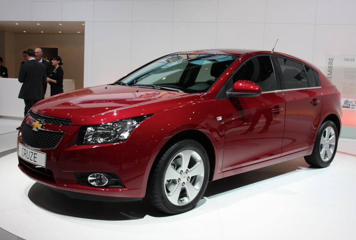 Chevrolet Cruze Hatchback review 2006