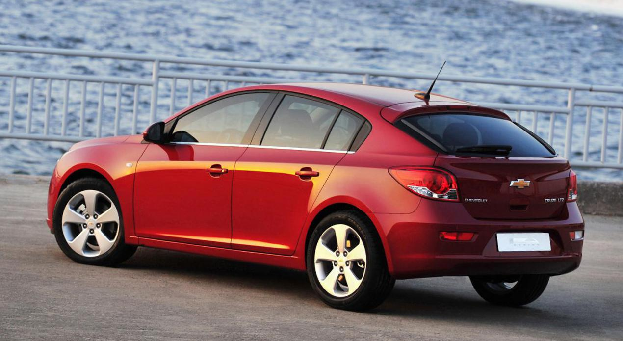 Chevrolet Cruze Hatchback Specifications 2015