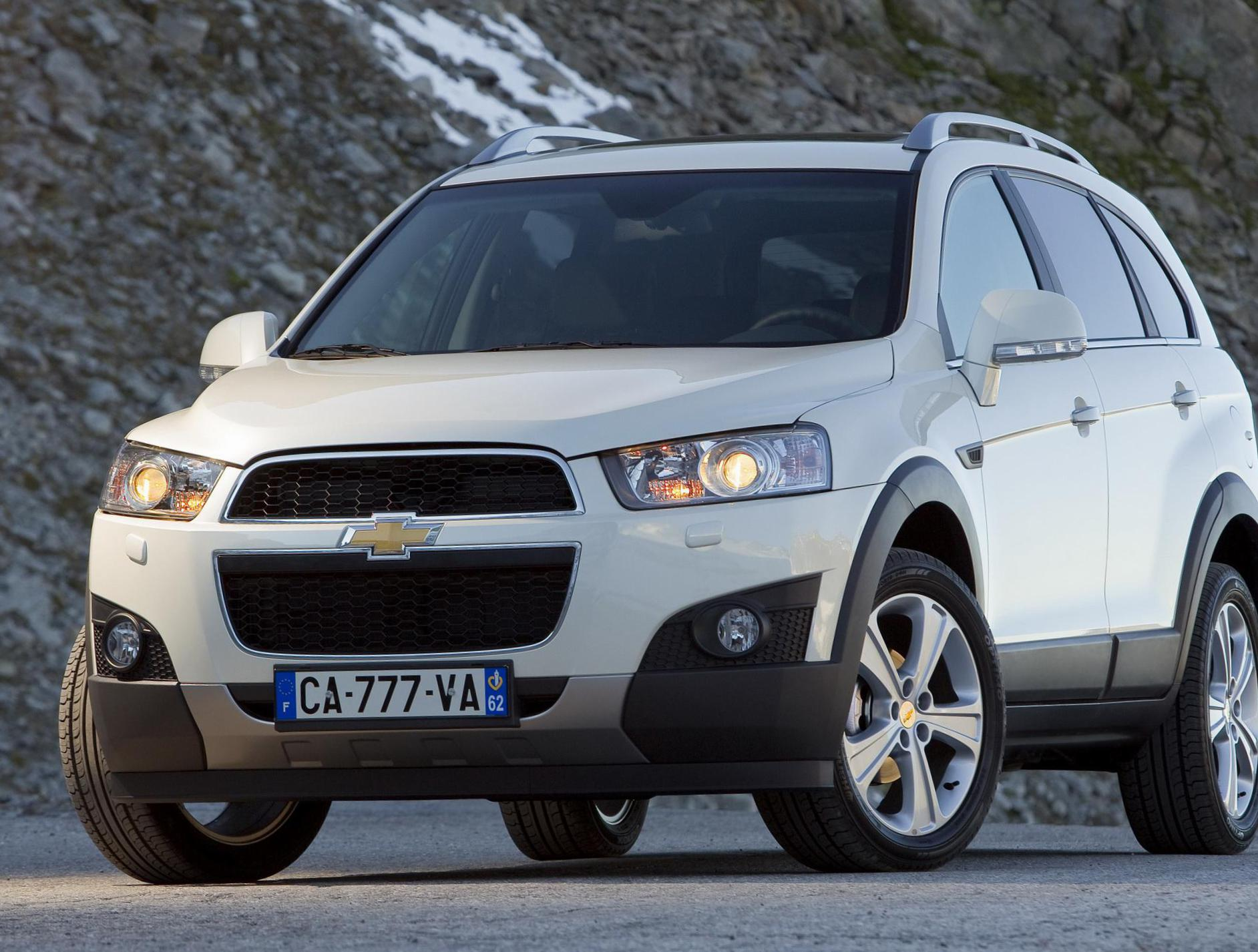 Chevrolet Captiva sale 2015