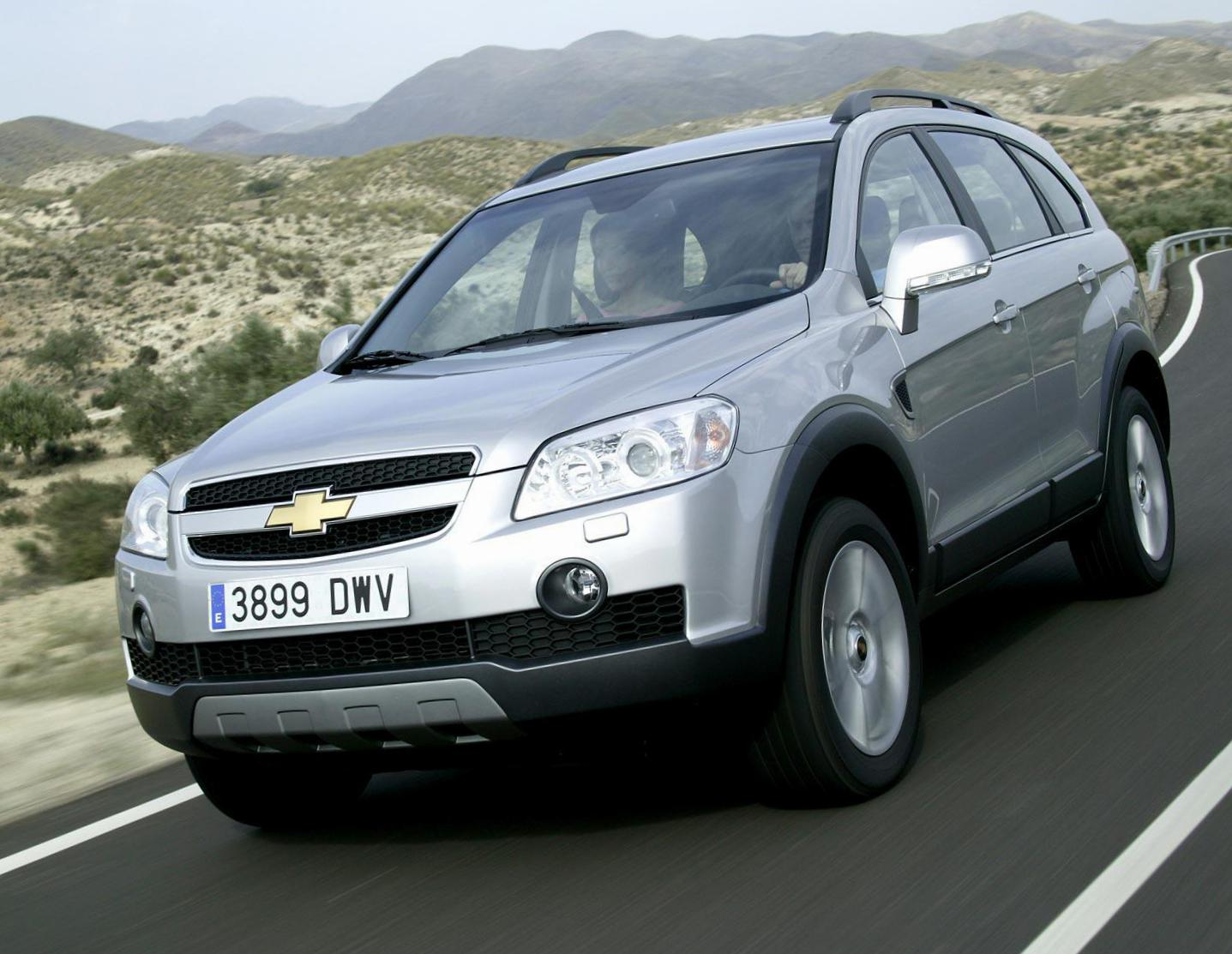 Chevrolet Captiva for sale sedan