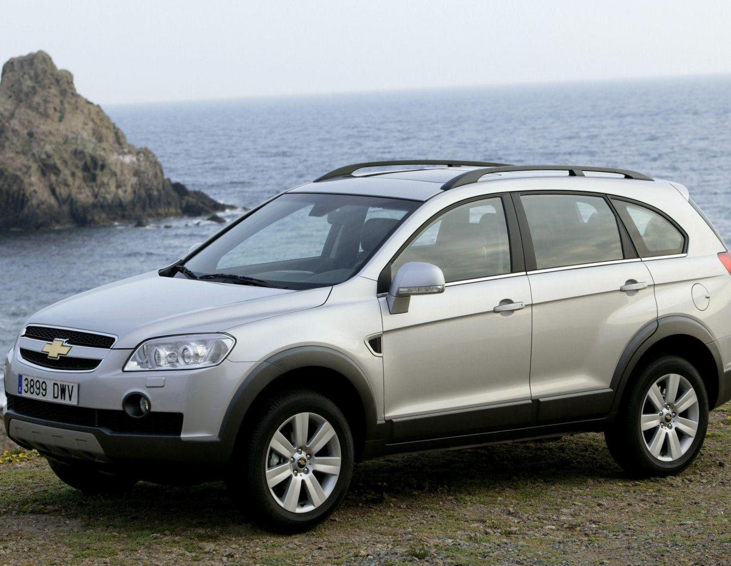 Chevrolet Captiva new suv