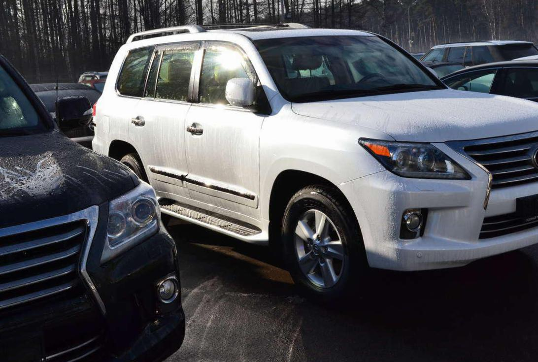 Lexus LX 570 for sale 2014