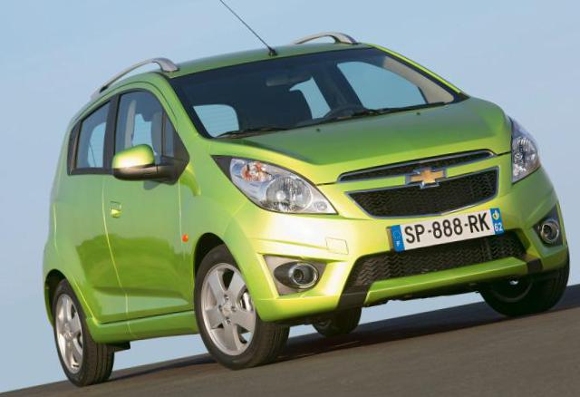 Chevrolet Spark approved 2003