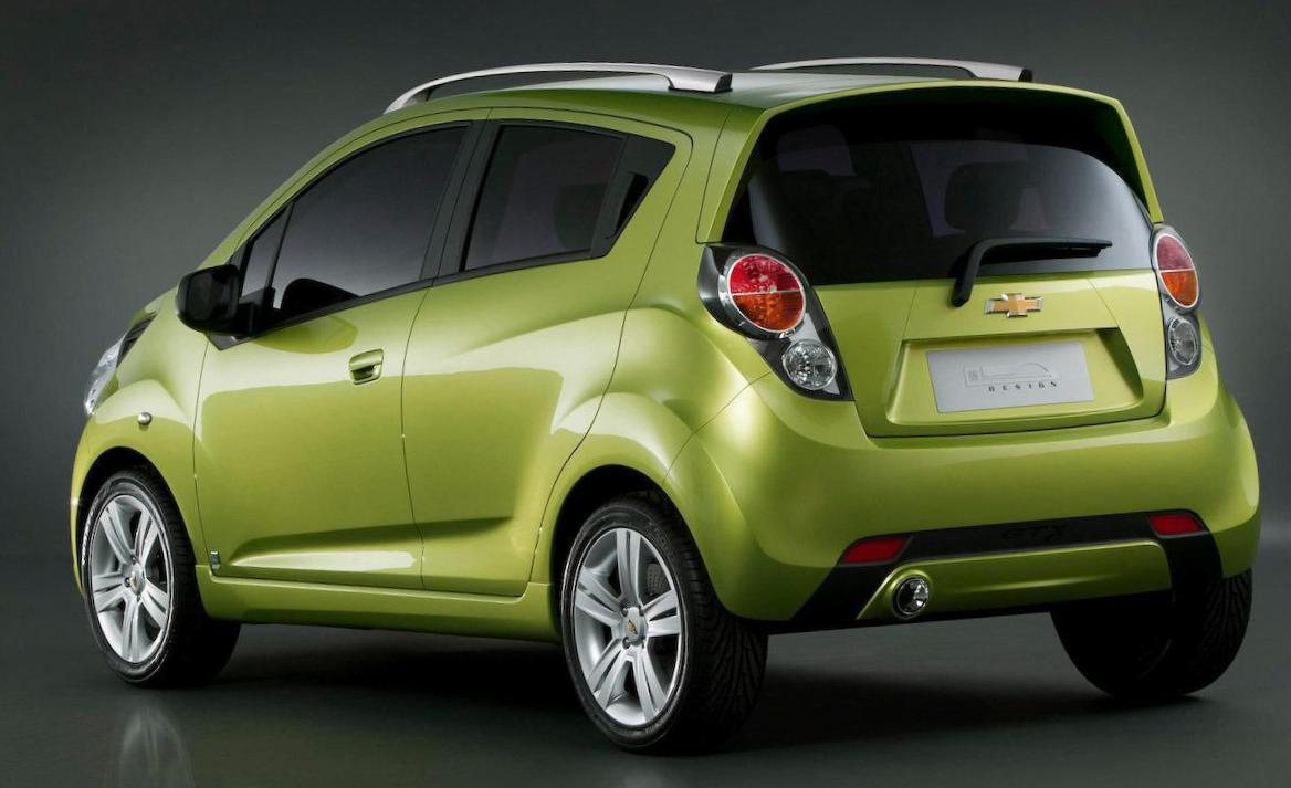 Chevrolet Spark reviews 2015