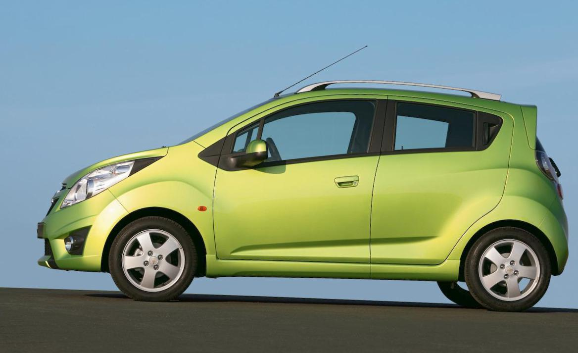 Chevrolet Spark Specification hatchback