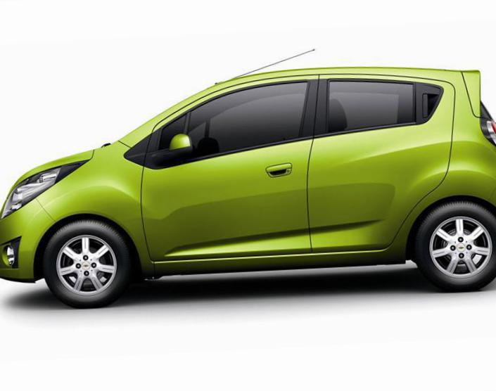 Spark Chevrolet Specification 2013