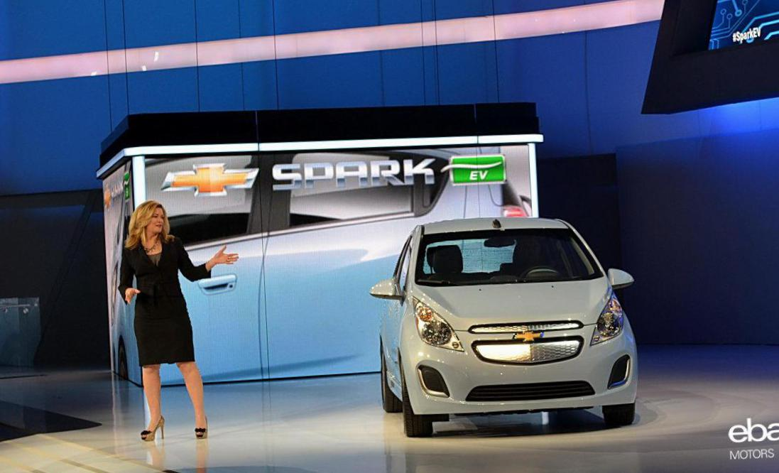 Chevrolet Spark EV approved 2011