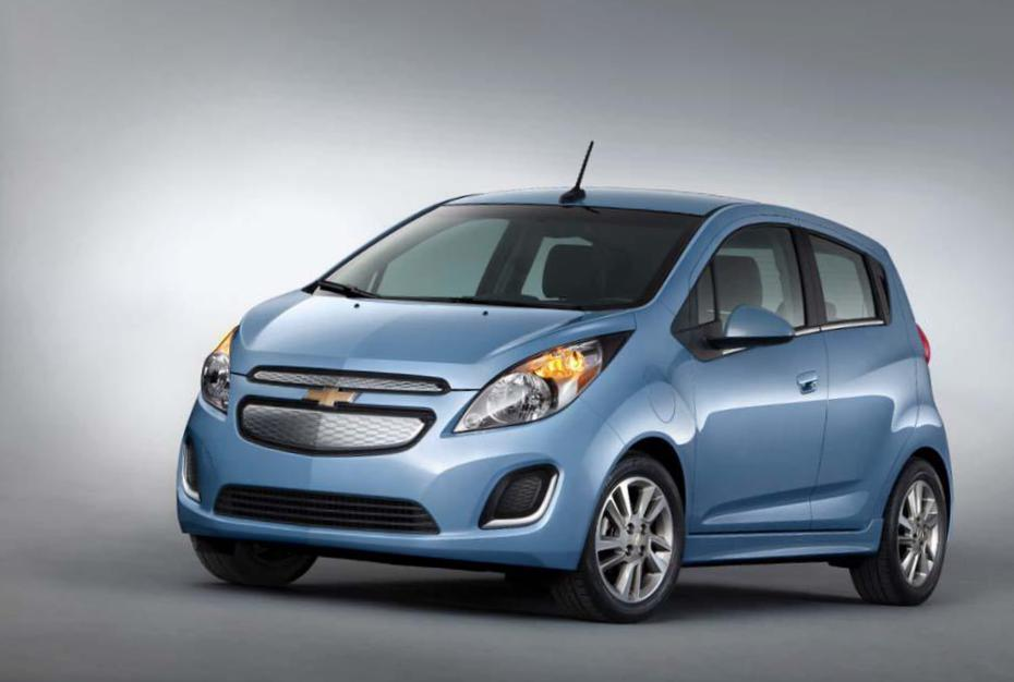Chevrolet Spark EV prices 2006