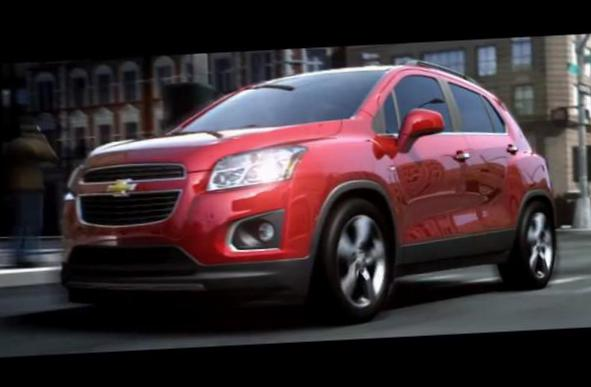 Chevrolet Tracker review 2007