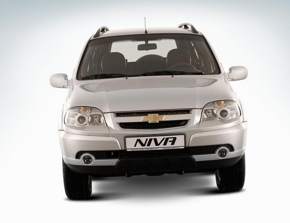 Chevrolet Niva for sale 2014