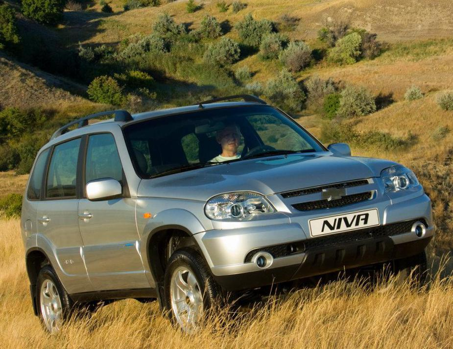 Niva Chevrolet Specifications suv