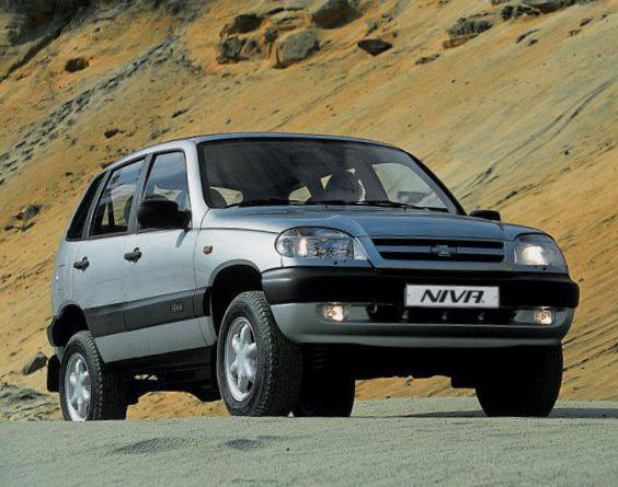 Niva Chevrolet usa hatchback