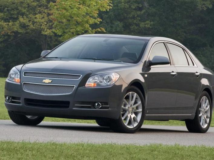 Malibu Chevrolet Specification 2010