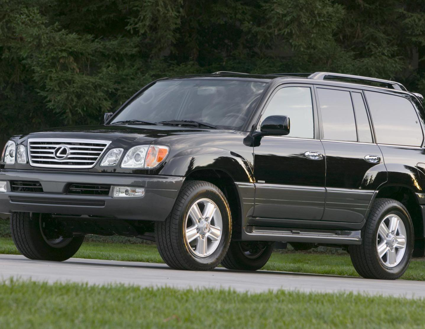 Lexus LX 470 Specifications suv