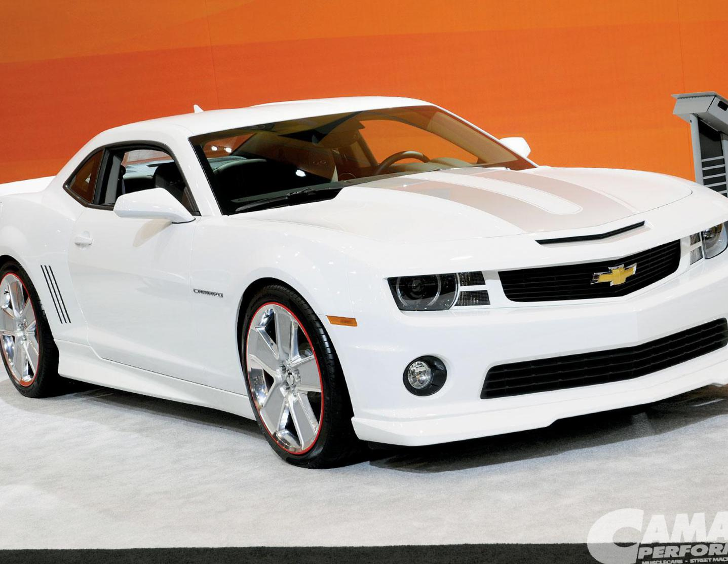 Chevrolet Camaro lease 2009