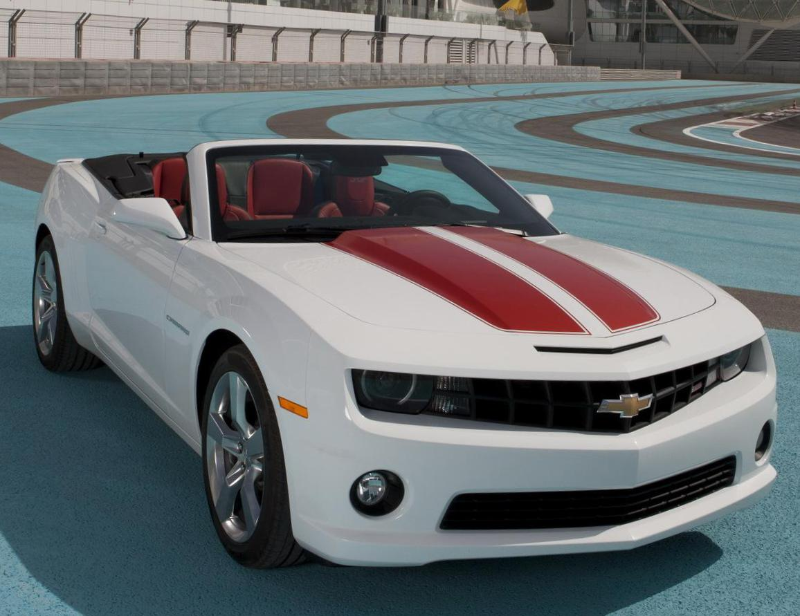 Chevrolet Camaro Convertible sale 2014