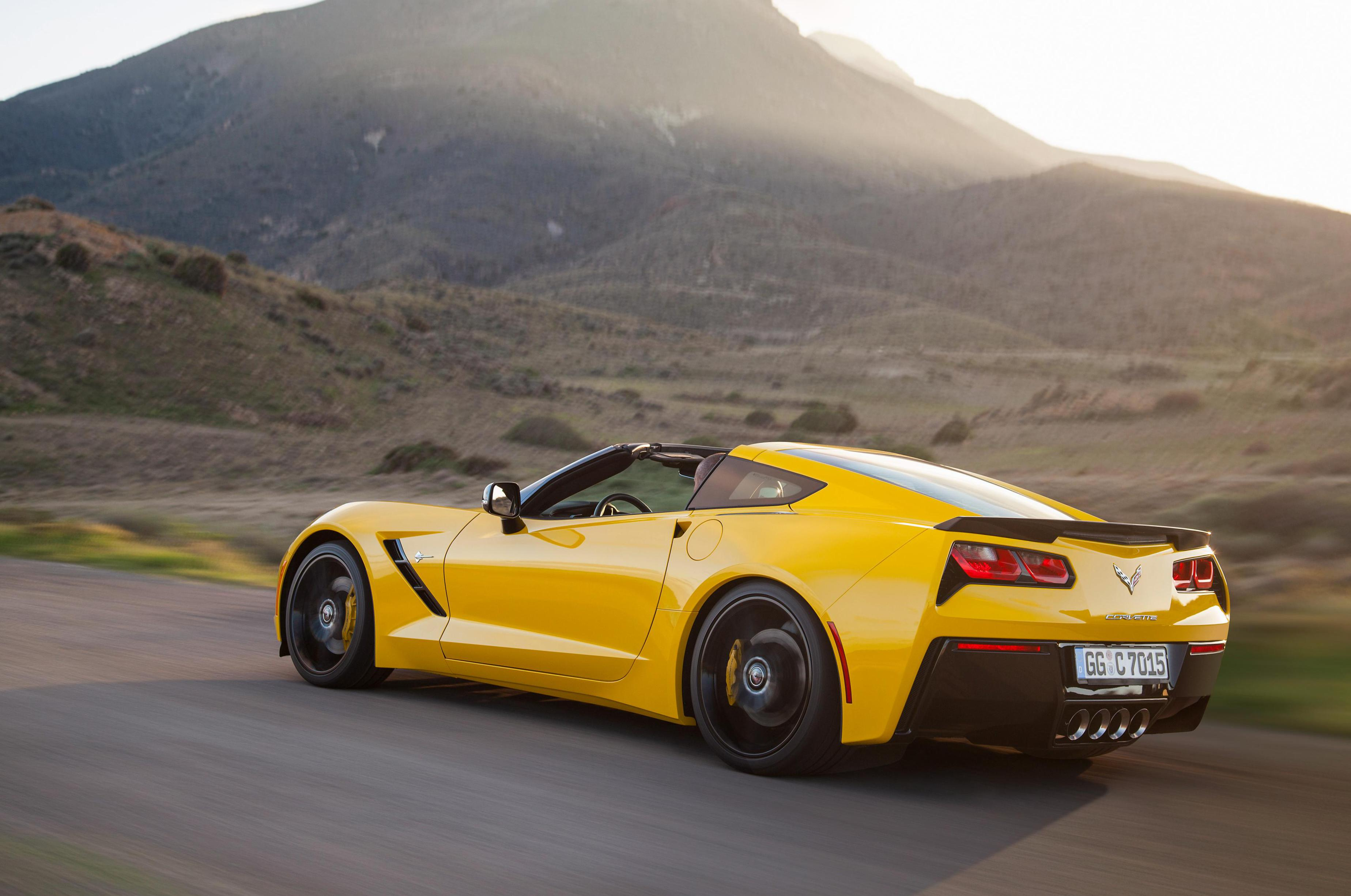 Chevrolet Corvette Stingray Coupe reviews suv
